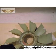 Крыльчатка вентилятора (пластик) для YTONG ZK 6119, YTONG ZK 6129